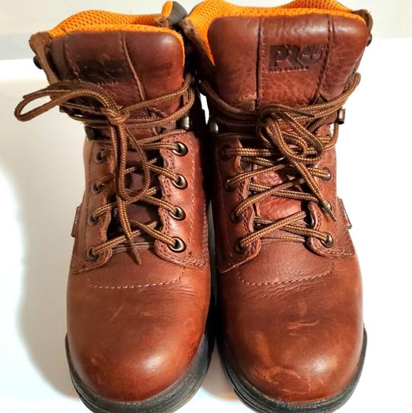Pro Series Steel Toe Waterproof Boots